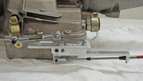 Cable Mount With Bellcrank